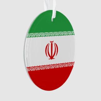 Iran Flag Ornament