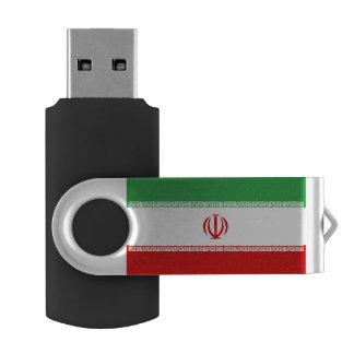 Iran Flag USB Flash Drive