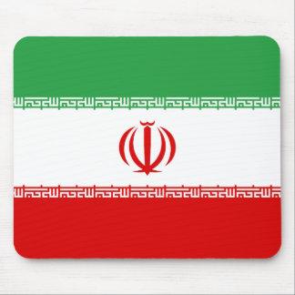 Iran National World Flag Mouse Pad