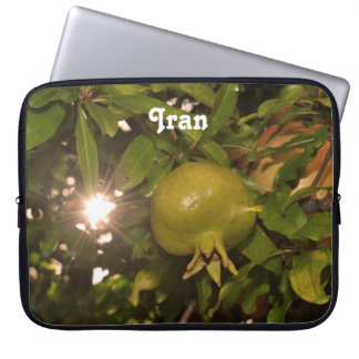 Iran Pomegranate Laptop Computer Sleeves