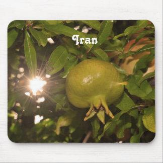 Iran Pomegranate Mouse Pads