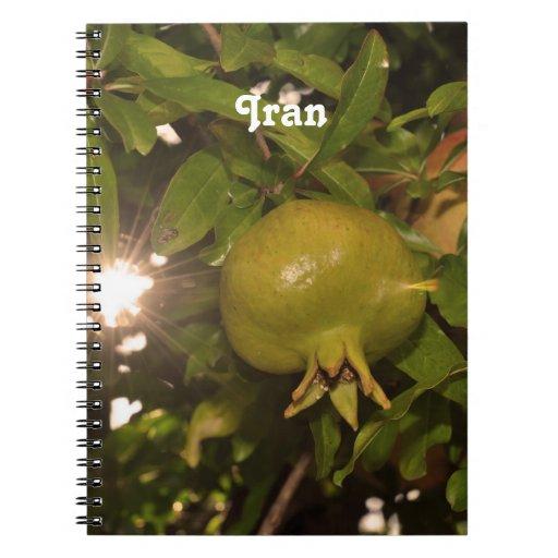 Iran Pomegranate Journal