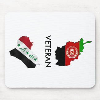 Iraq Afghanistsan Veteran Mouse Pad