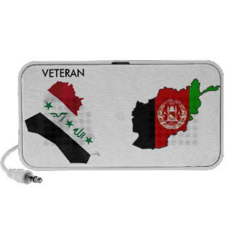 Iraq Afghanistsan Veteran Mini Speakers