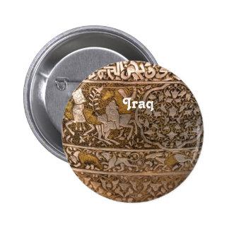 Iraq Art Pins