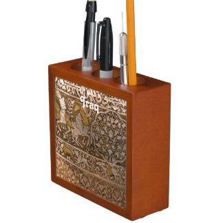 Iraq Art Pencil Holder