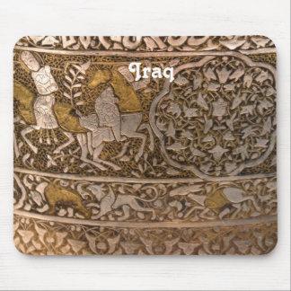 Iraq Art Mousepad