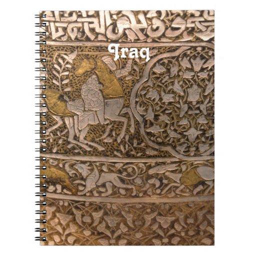 Iraq Art Notebooks