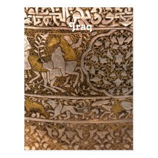 Iraq Art Postcard
