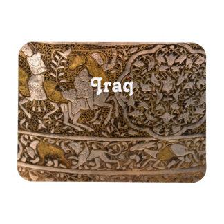 Iraq Art Magnet