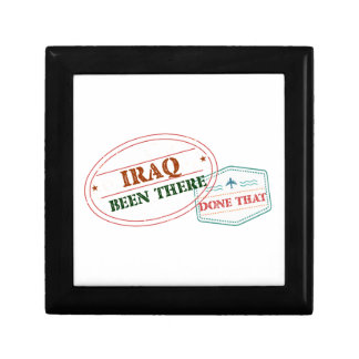 Iraq Been There Done That Gift Box