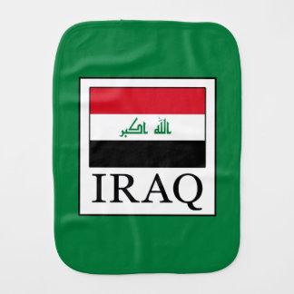 Iraq Burp Cloth
