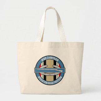 Iraq Campaign CIB Bag