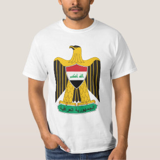 Iraq Coat of Arms Shirts