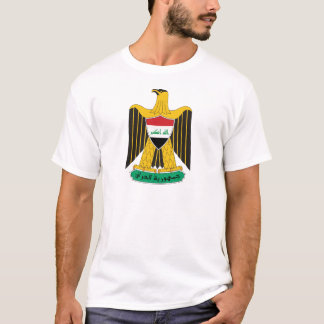 Iraq Coat Of Arms T-Shirt