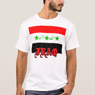 iraq-flag4 T-Shirt