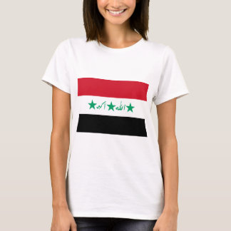 Iraq Flag (1991-2004) T-Shirt