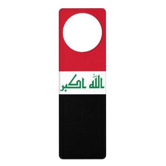 Iraq Flag Door Hanger