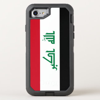 Iraq Flag OtterBox Defender iPhone 8/7 Case