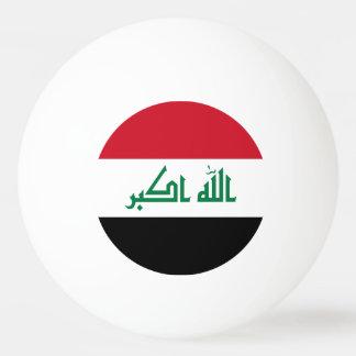 Iraq Flag Ping Pong Ball