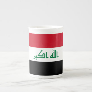 Iraq Flag Tea Cup