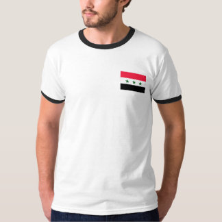 Iraq Flag  WO/text T-Shirt