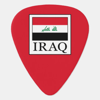 Iraq Guitar Pick