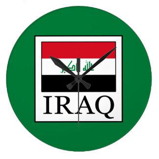 Iraq Large Clock
