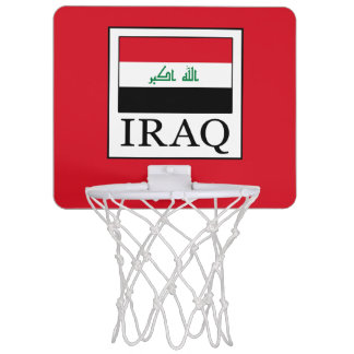 Iraq Mini Basketball Hoop