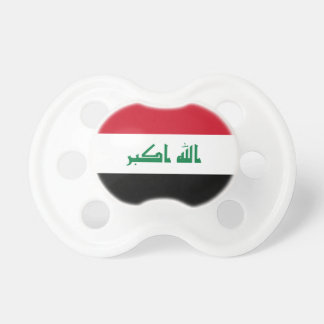 Iraq National World Flag Dummy