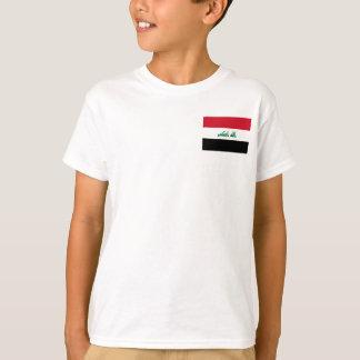 Iraq National World Flag T-Shirt