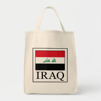 Iraq Tote Bag