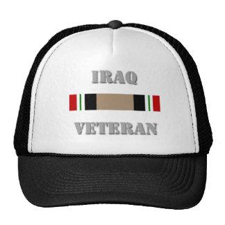 IRAQ VETERAN CAP