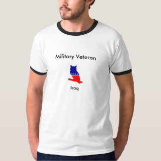 Iraq veteran shirt