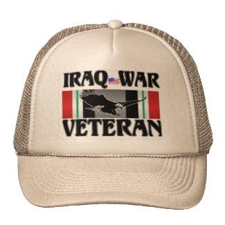 IRAQ WAR VETERAN CAP