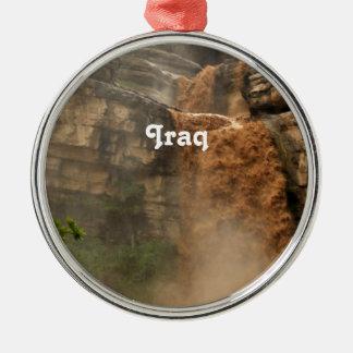 Iraq Waterfall Ornaments