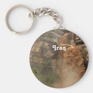 Iraq Waterfall Keychain