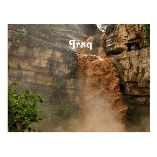 Iraq Waterfall Post Cards