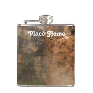Iraq Waterfall Hip Flasks