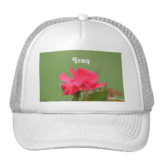 Iraqi Rose Trucker Hat
