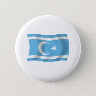 Iraqi Turkmen Flag Button