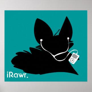 iRawr Posters