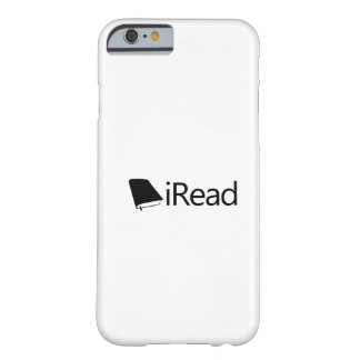 iRead iPhone 6 case Barely There iPhone 6 Case