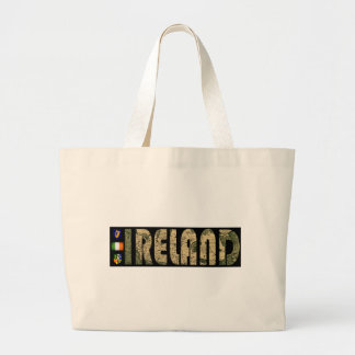 ireland1598b large tote bag