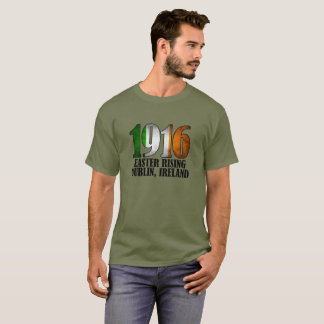 Ireland 1916 Easter Rising Irish Eire Heritage T-Shirt