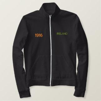 IRELAND 1916 - EASTER RISING TRACKJACK EMBROIDERED JACKET