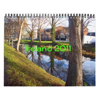 Ireland 2011 calendar