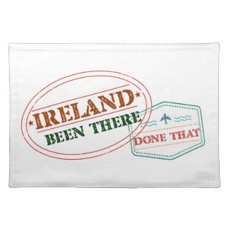 Ireland Been There Done That Placemat