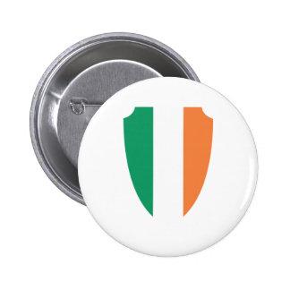 ireland buckler pinback button