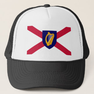 Ireland Cap - Cross & Harp Shield